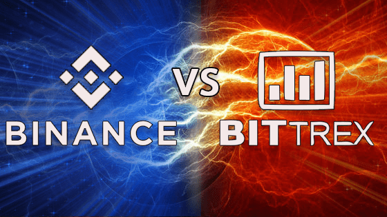 Binance vs Bittrex